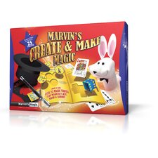 Marvin's Create and Make Magic Box 25 Piece Set