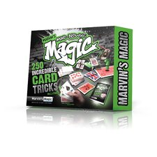 Marvin's 250 Piece Mind Blowing Card Tricks Box Set