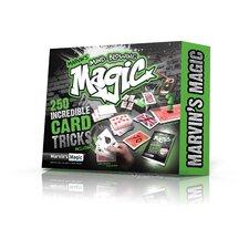 Marvin's 250 Piece Mind Blowing Card Tricks Box Set
