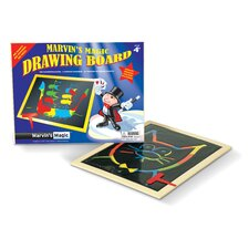 The Unbelievable Magic Drawing Board