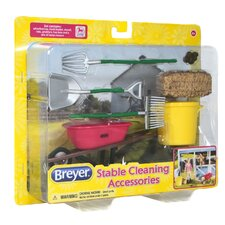 Breyer 7 Piece Stable Cleaning Accessory Set