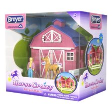 Breyer Horse Crazy Pocket Barn