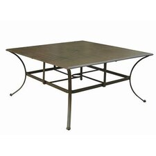 <strong>Panama Jack Outdoor</strong> Island Breeze Square Dining Table