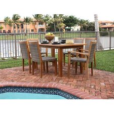 Leeward Islands 7 Piece Dining Set