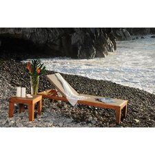 Leeward Islands Chaise Lounge