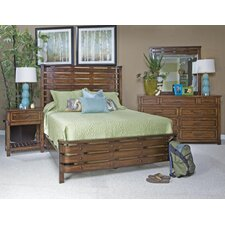 <strong>Panama Jack Outdoor</strong> Eco Jack Slat Bedroom Collection