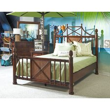 <strong>Panama Jack Outdoor</strong> Island Breeze Four Poster Bedroom Collection