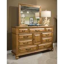 <strong>Panama Jack Outdoor</strong> Coronado 9 Drawer Dresser