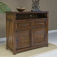 <strong>Panama Jack Outdoor</strong> Eco Jack 2 Drawer Media Chest