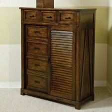 Eco Jack 5 Drawer Chest