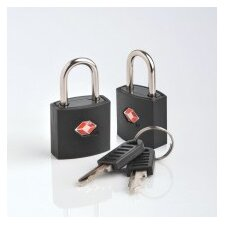 <strong>Travel Blue</strong> TSA Identi Lock (Set of 2)
