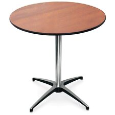ProRent Plywood Pedestal Table