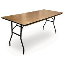 ProRent Rectangular Folding Table