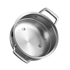 Tramontina Gourmet Prima Double-Boiler Insert Fits 3 and 4 Qt