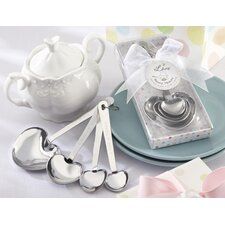 <strong>Kate Aspen</strong> ''Love Beyond Measure'' Measuring Spoons Baby Shower Favor