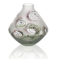 <strong>Womar Glass</strong> Impressionism Vase