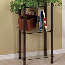 "16"" x 30"" 3 Shelf Tower"