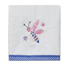 Cute As a Bug Washcloth