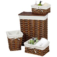 Windsor 4 Piece Hamper/Storage Set