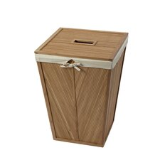 Square Hamper with Lid