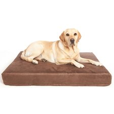 <strong>P & L Superior Pet Beds</strong> Machine Washable Premium Memory Foam Dog Mattress