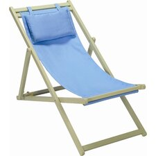 <strong>Twotree Hammocks</strong> Wooden Deck Chair