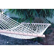 <strong>Twotree Hammocks</strong> Cotton Rope Hammock