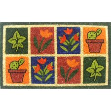 <strong>Home & More</strong> Springtime Doormat