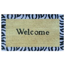 Safari Welcome Doormat
