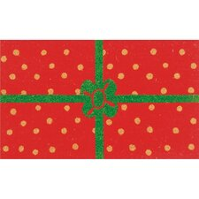 <strong>Home & More</strong> Christmas Package Doormat
