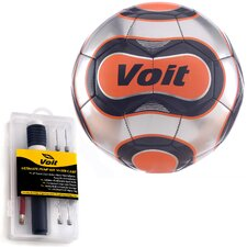 Reflect Soccer Ball with Ultimate Inflating Kit