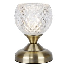 Round Mini Touch Table Lamp