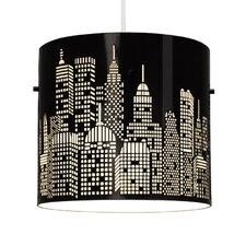 New York Skyline Ceiling Pendant Light Shade