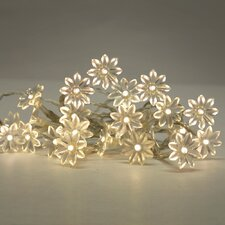 20 Light Sunflower String Light