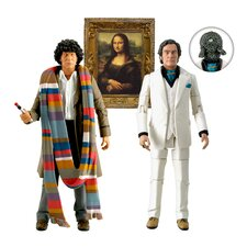 Doctor Who City of Death Action Figures Set
