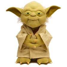 Star Wars Yoda Talking Plush