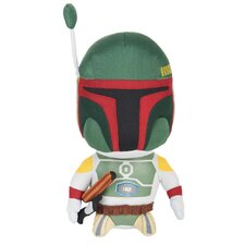 <strong>Underground Toys</strong> Star Wars Boba Fett Talking Plush