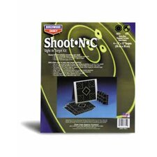 "Shoot-N-C 12"" TI2 Sight In and Specialty Target (4 Per Pack)"