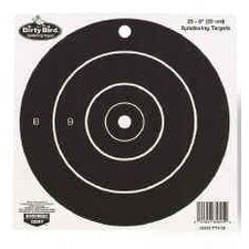 "Dirty Bird 8"" Round Paper Target (25 Per Pack)"