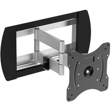<strong>Lestech</strong> LCD/Plasma In-Wall TV Articulating Wall Mount for 23'' - 60'' TV Screens
