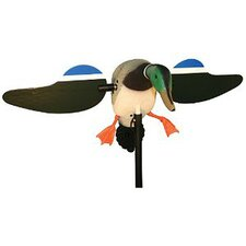 Mallard Drake Decoy with Remote