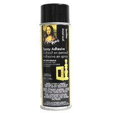 Mona Lisa Metal Leaf Acrylic Sealer