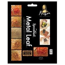 Mona Lisa Variegated Leaf Sheets (Set of 18)