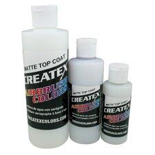 8 oz Med Matte Coat Airbrush Paint