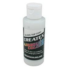 2 oz Med Opaque Base Airbrush Paint