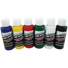 2 oz Med Gloss Coat Airbrush Paint
