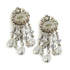 1920s Speakeasy Drop Earrings