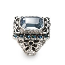Brilliant Crystal Ring