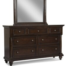 Davenport 7 Drawer Dresser
