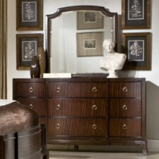 <strong>Legacy Classic Furniture</strong> Laurel Heights 9 Drawer Dresser